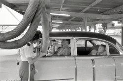 Ice Age Cadillac: 1957