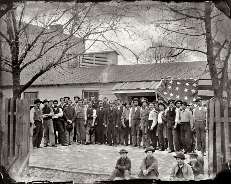 Quartermaster Corps: 1865