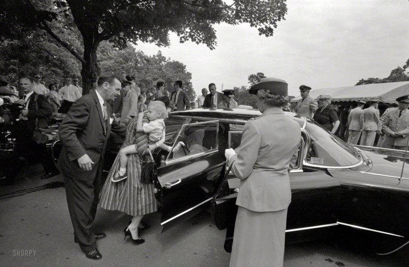 Recon Escort: 1960