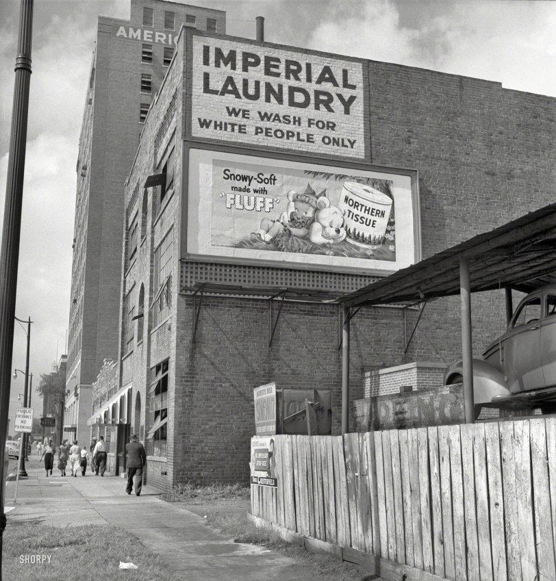 White Wash: 1951