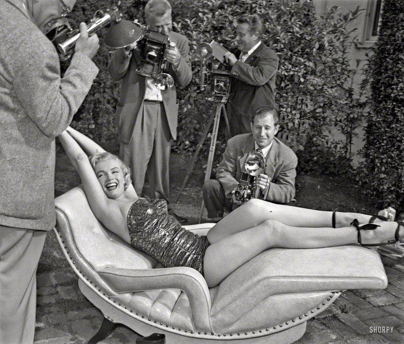 Basking: 1951