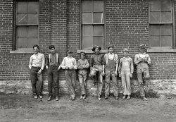 Muncie Wheel & Jobbing: 1908