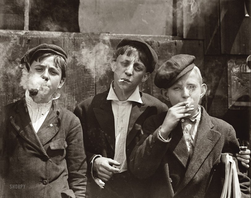 Skeeters Branch Newsies: 1910