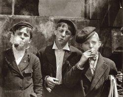 Skeeters Branch Newsies: 1910