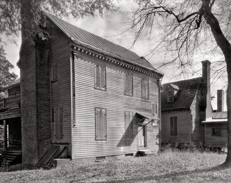 Berry Hill: 1935