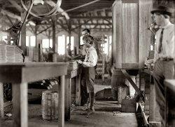 Cigar Box Boy: 1909
