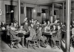 Newsboys Club: 1909