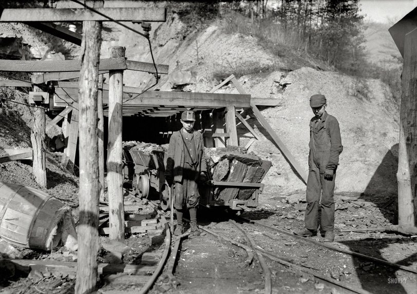 Winter Job: 1910
