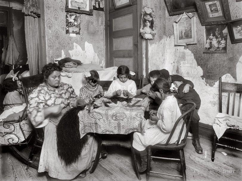Meet the Mauros: 1911