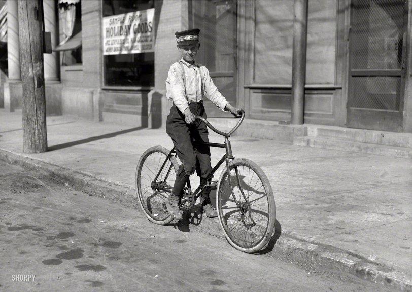 Instant Messenger: 1913
