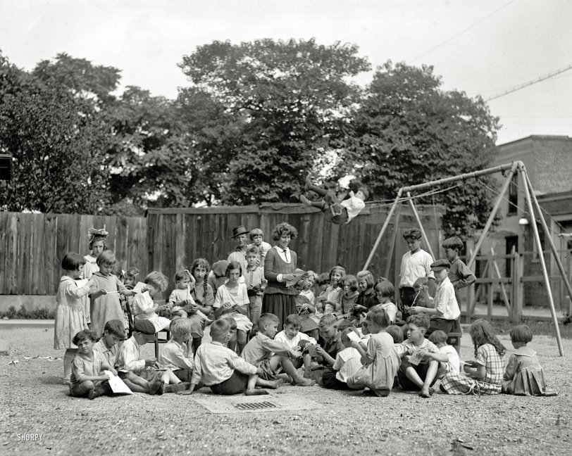 Swing Set: 1922