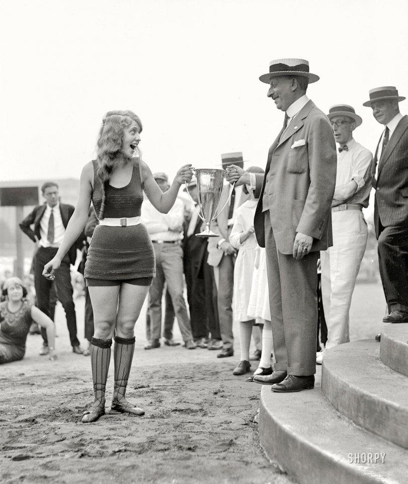 Sweet Seventeen: 1922