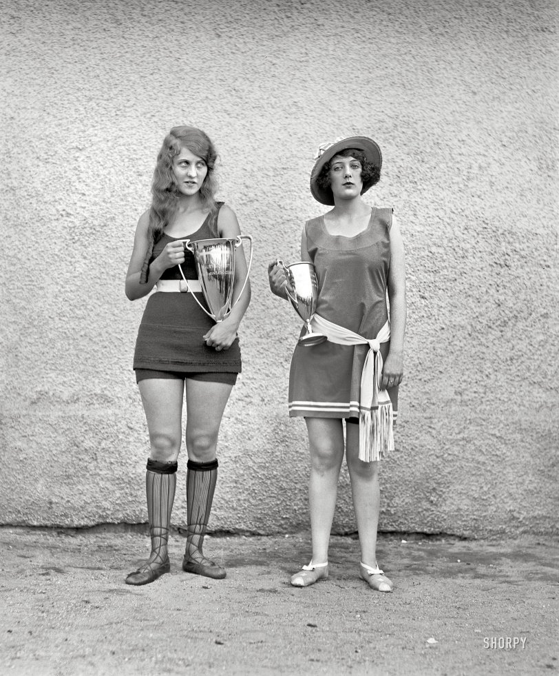 Beauty Contest: 1922
