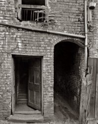 The Telltale Door: 1931