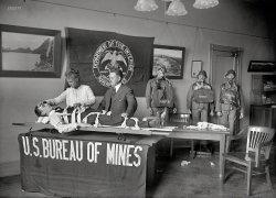 Bureau of Mines: 1917