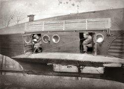 Cooley Airship: 1910