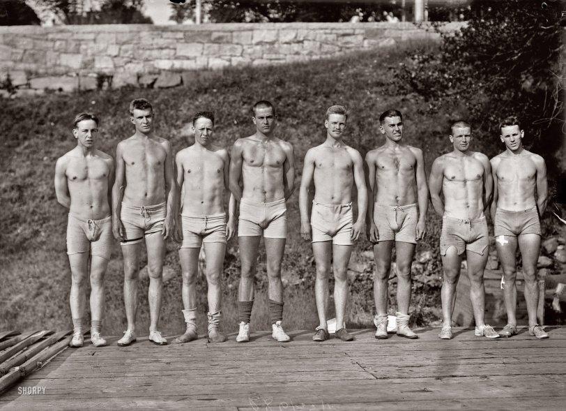 Yale Varsity Eight: 1911