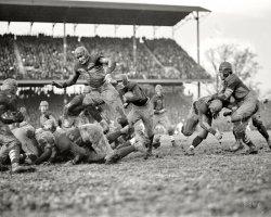 Soldiers vs. Devil Dogs: 1923