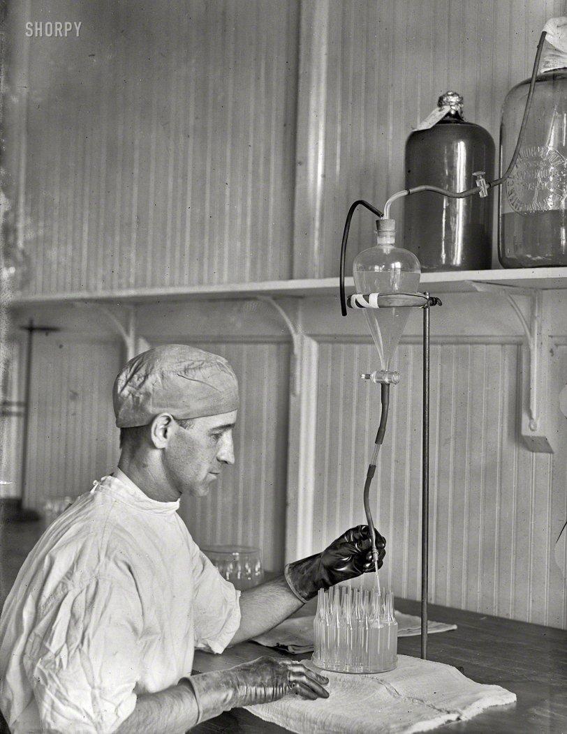 Typhoid Medic: 1917
