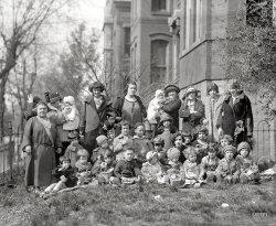 Easter Greetings: 1924