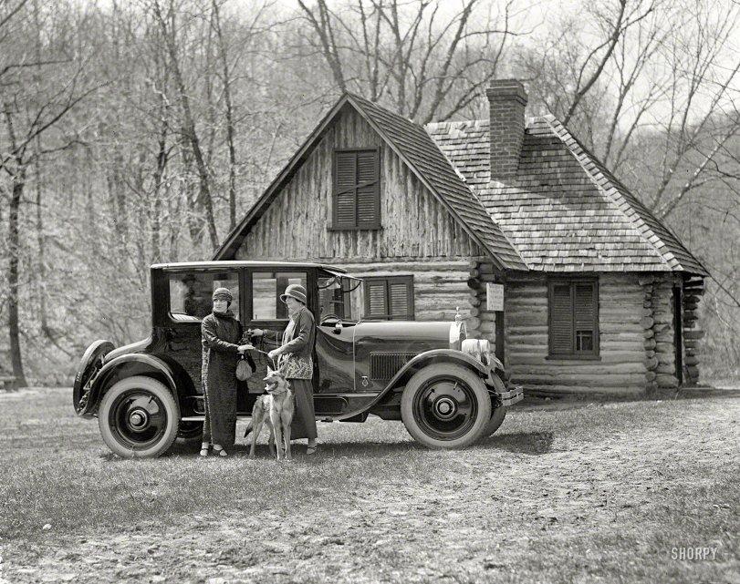 Thelma & Louise: 1924