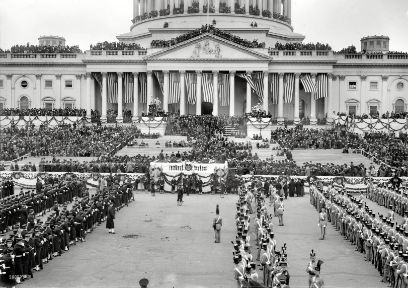 The Inauguration: 1913