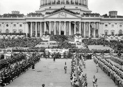 The Inauguration: 1913