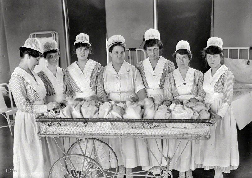 Baby Buffet: 1919