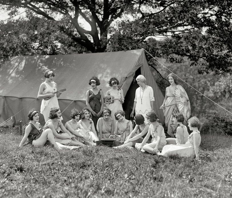 Ballet Camp: 1924
