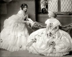 Ruffles and Flourishes: 1906