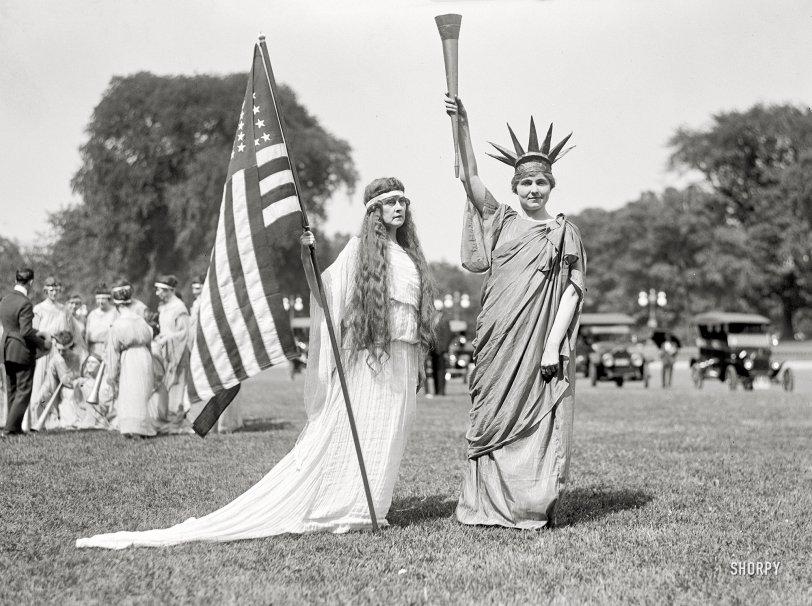 Liberty: 1919