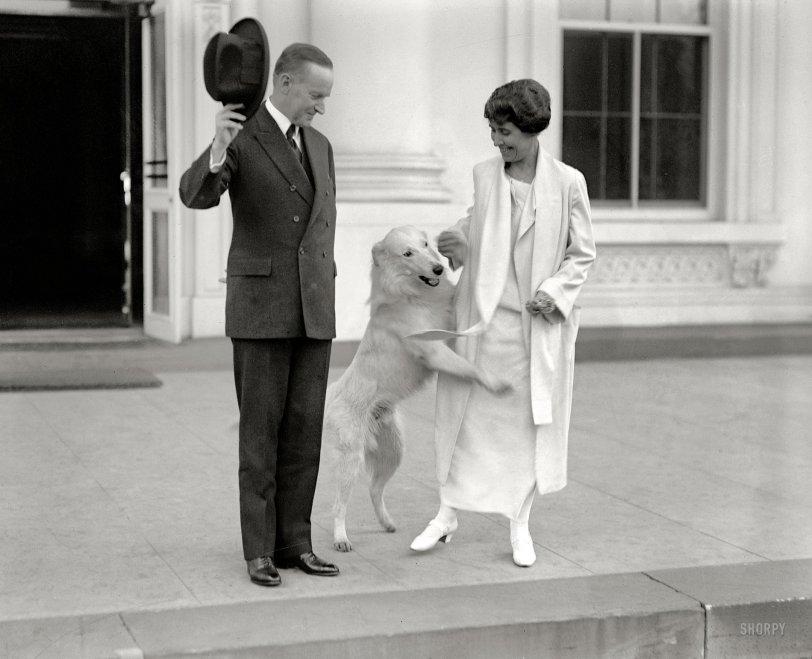 Politically Incorrect: 1924