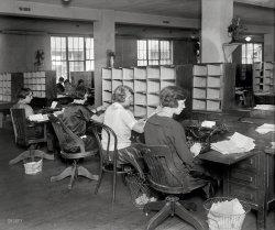 Pigeonholers: 1924