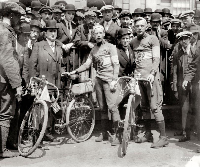 Century Road Club: 1913