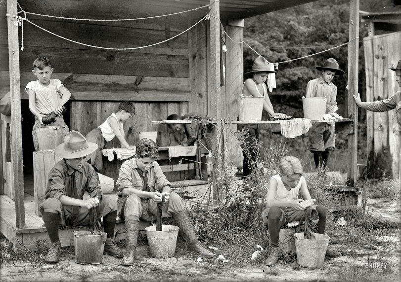 Semper Soap: 1919