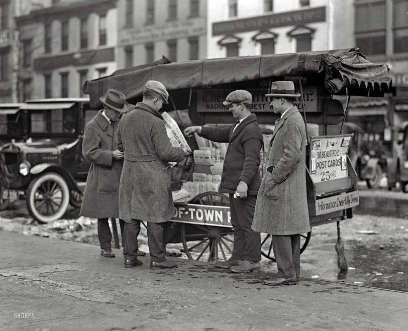 Headline News: 1925