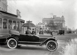 Washington à Go-Go: 1917