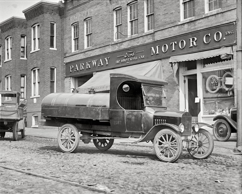 The Universal Truck: 1925
