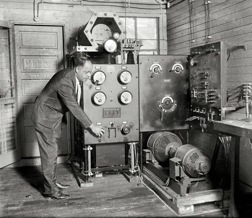 Crank It: 1925