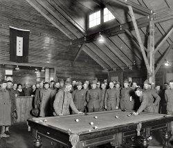 Thirteen Ball: 1918
