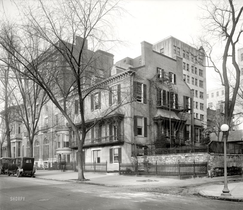 Cameron House: 1920