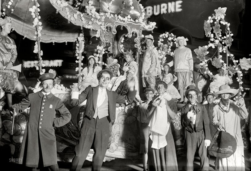 Coney Krewe: 1913