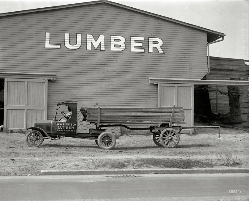 Pierce Lumber: 1925