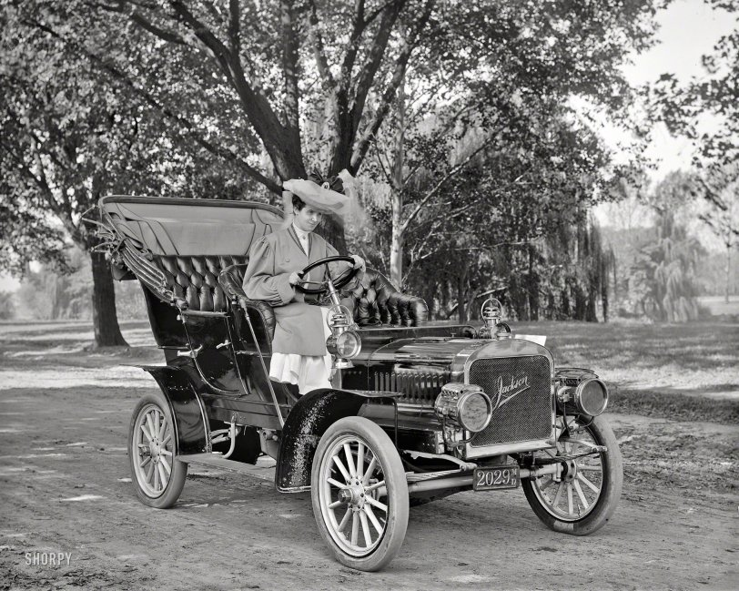 Modern Motorist: 1908
