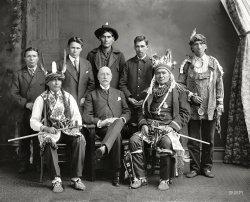 Frenemies: 1900s