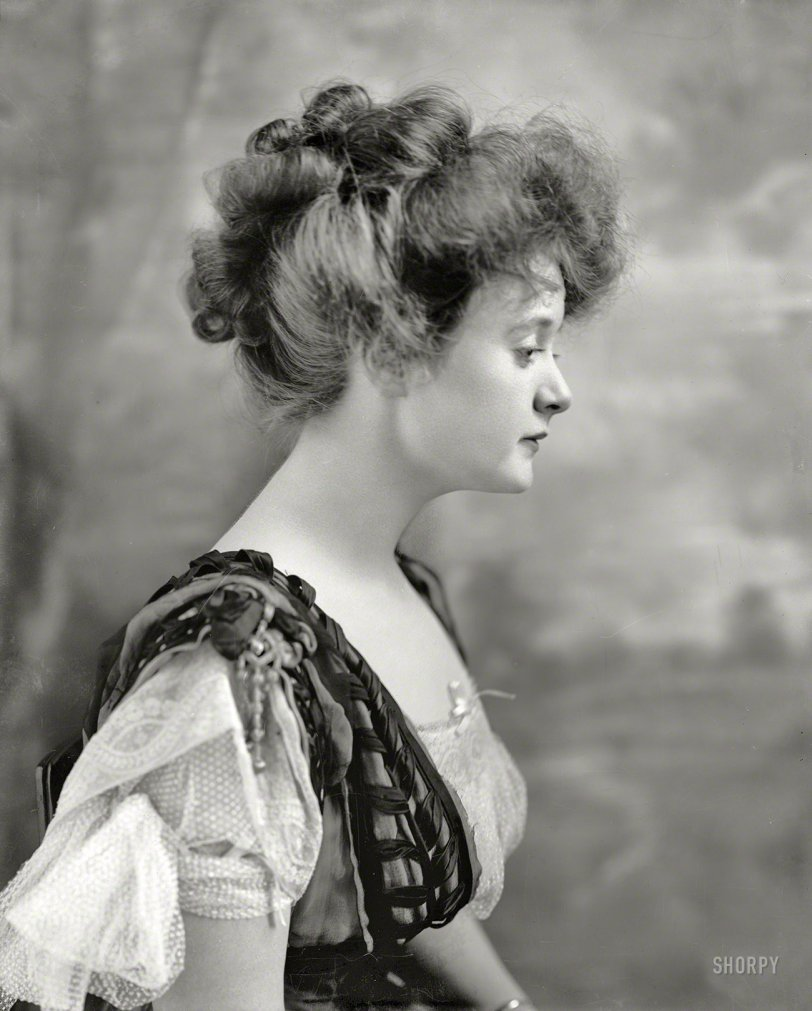 Billie Burke: 1908