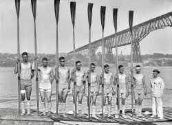 Ready to Row: 1914