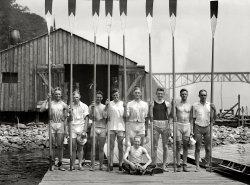Cornell Crew: 1914
