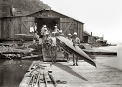 Syracuse Boathouse: 1914