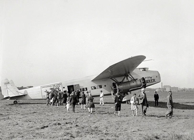 Meet the Fokker: 1929